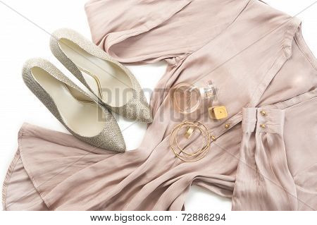 Outfit Of Smart Ladies Clothing
