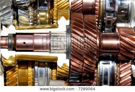 Automotive transmission