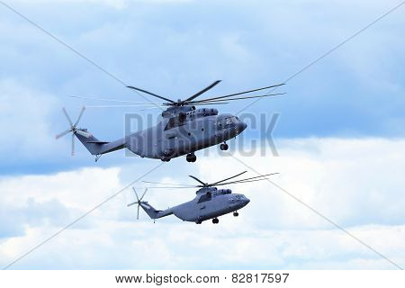 Transport Helicopter.s