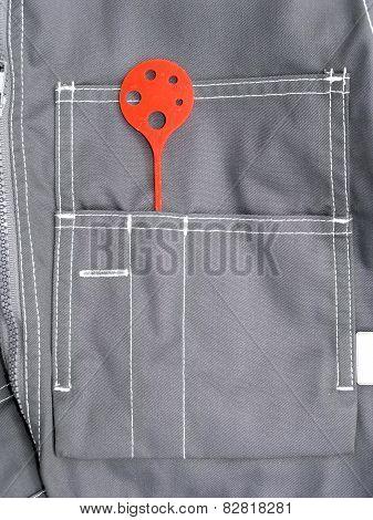 Pocket Work Wear