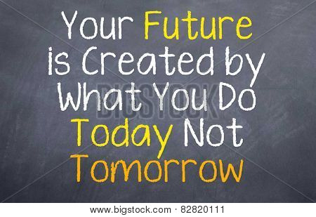 Future is Today