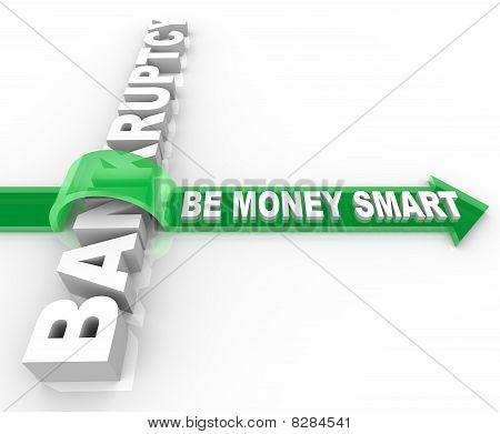 Avoid Bankruptcy - Arrow Over Word