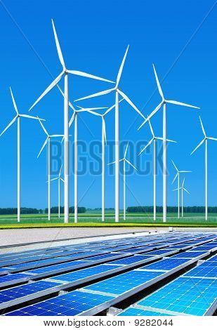 Environmentally Benign Wind Turbines