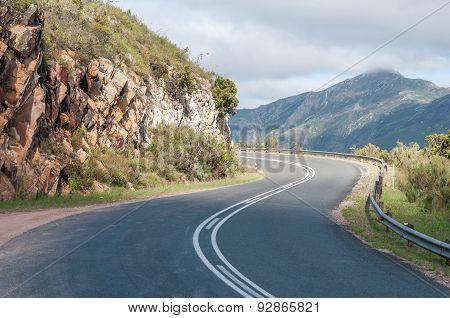Robinson Pass Between Mosselbay And Oudtshoorn