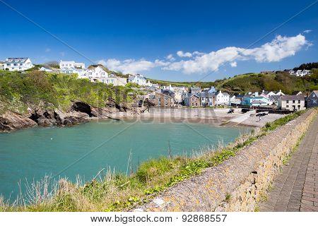 Little Haven Wales