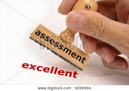 assessment excellent