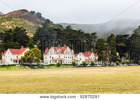Cavallo Point - Fort Baker - Sausalito