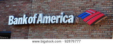 Bank Of America Canton Logo