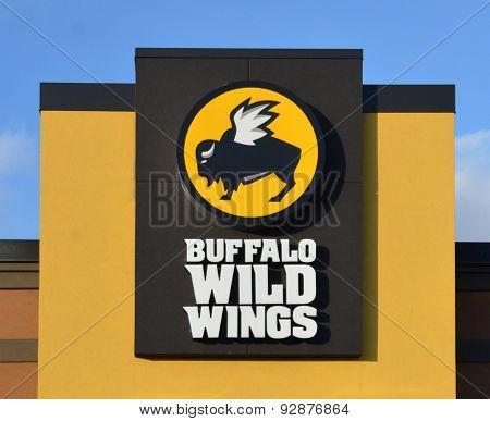 Buffalo Wild Wings Store Logo