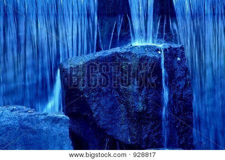 Rock On Waterfall