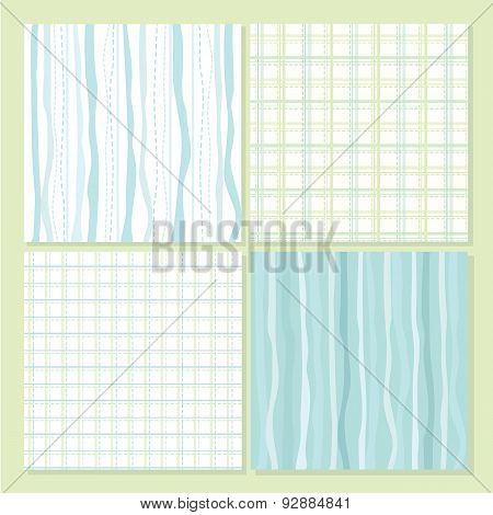 Vector Of Pastel Pattern