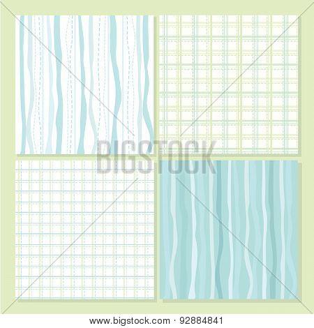 Vector Of Pastel Pattern