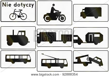 Vehicle Panels In Poland