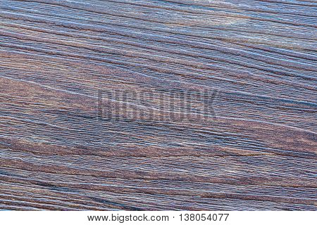 Texture of dark wood with detailed grain as background