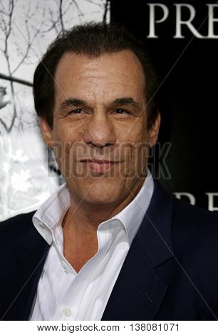 Robert Davi at the Los Angeles premiere of 'Premonition' held at the Cinerama Dome in Hollywood, USA on March 12, 2007.