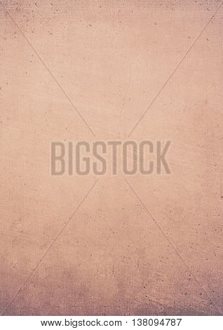 Dirty Gradient Beige Grunge Effect Textured Background