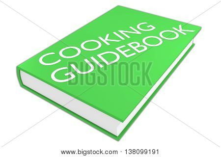 Cooking Guidebook Concept