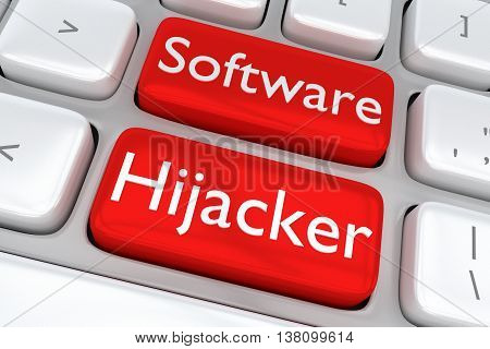 Software Hijacker Concept
