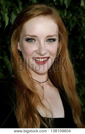 Scarlett Pomers at the 2006 Children's Choice Awards held at the Palladium in Hollywood, USA on May 11, 2006.