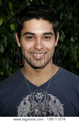 Wilmer Valderrama at the 2006 Children's Choice Awards held at the Palladium in Hollywood, USA on May 11, 2006.