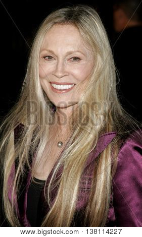 Faye Dunaway at the AFI Centerpiece Gala Screening of 'The Fountain' held at the Grauman's Chinese Theatre in Hollywood, USA on November 11, 2006.