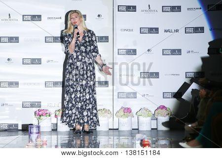 Fashion Week Zagreb : Suzy Josipovic, Zagreb, Croatia.