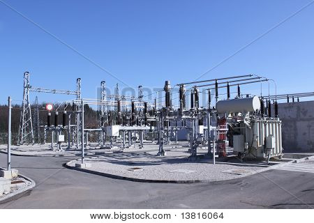 High Voltage Electrical Equipment