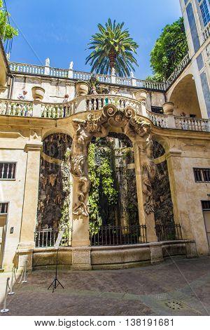 Palazzo Lomellino In Genoa