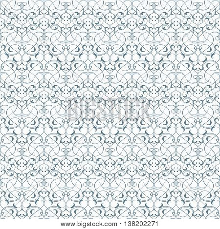 Seamless reto pattern can be used for wallpaper, website background, textile printing. Modern monochrome geometric texture.