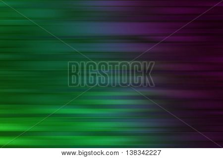 Green blue and purple colors used to create abstract background