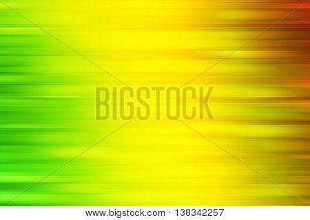 Green yellow and red colors used to create abstract background