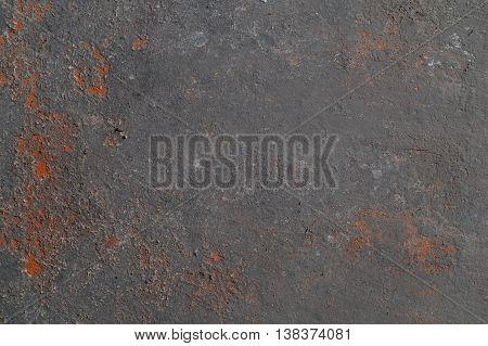 very old dirty corroded sheet metal texture