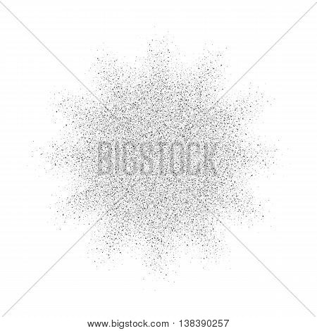 silver glitter vector texture splash on white background. silver glitter background. silver background for card, vip, exclusive, certificate, gift, luxury, privilege, voucher, store, present, shopping