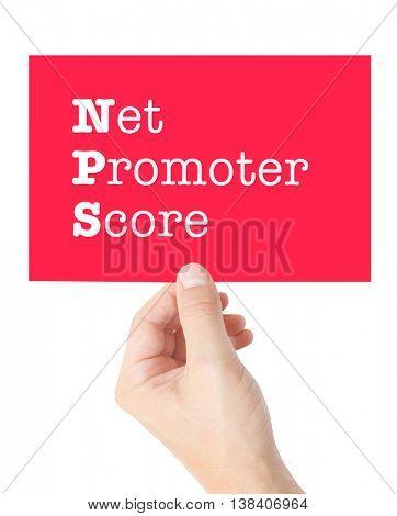 NPS concept