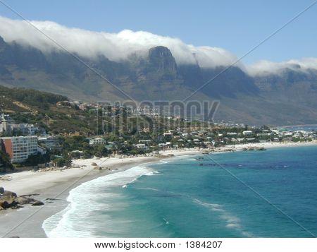 Tabla montaña ciudad del Cabo Sudáfrica