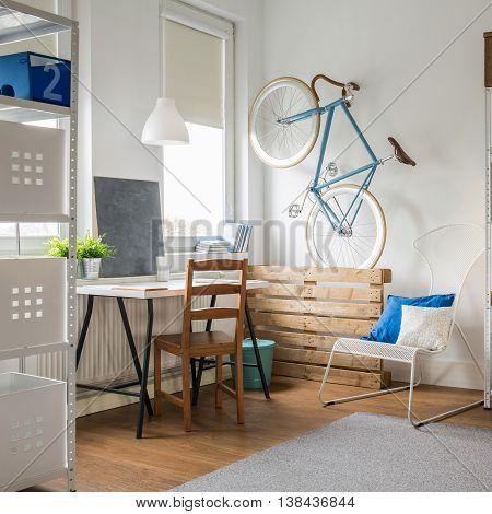 Comfortable Small Studio