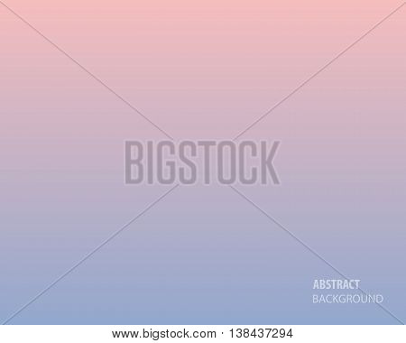Vector Blur Background