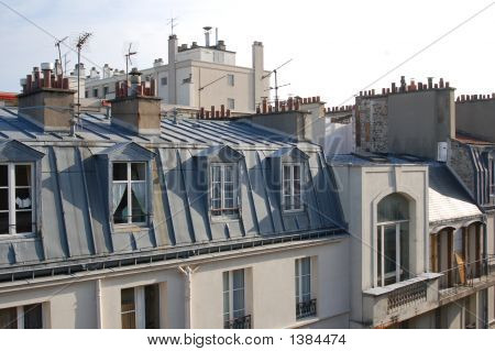 Parisian Roof