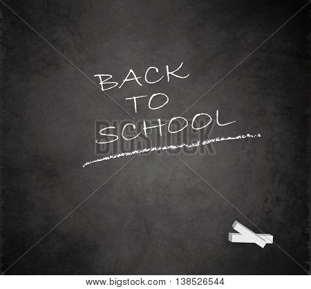blackboard chalkboard grunge back to school smudge black vector
