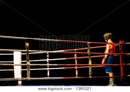 Preparing To Boxing Fight