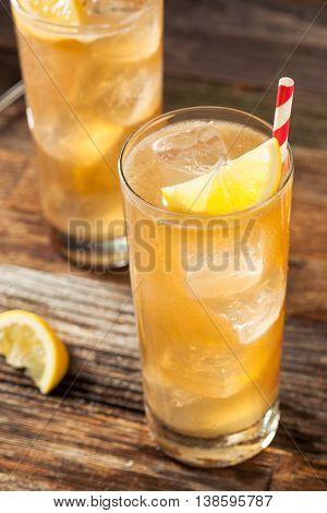 Boozy Long Island Iced Tea