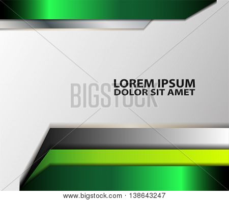 vector of abstract background. Background concept design for brochure or flyer, abstract vector illustration