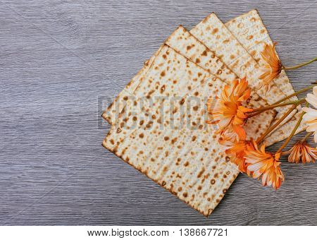 Pesah Celebration Concept Jewish Passover Holiday