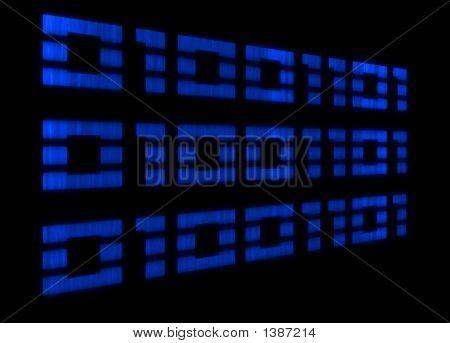 Blue Binary
