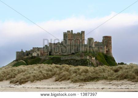 Bambugh Castle