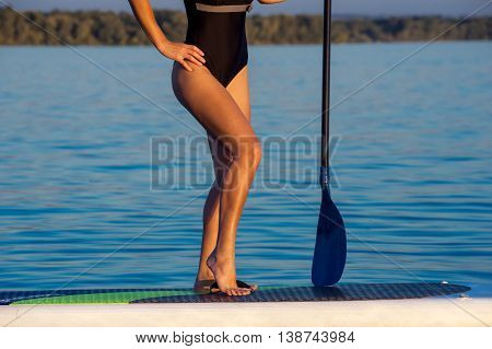 Sup Stand Up Paddle Board Woman Paddle Boarding24