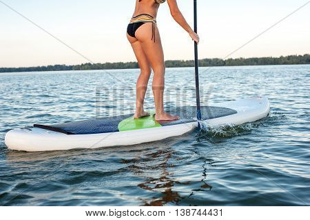 Sup Stand Up Paddle Board Woman Paddle Boarding23