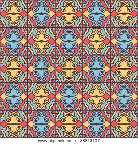 National Seamless Pattern