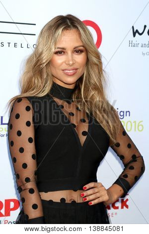 LOS ANGELES - JUL 16:  Zulay Henao at the HollyRod Presents 18th Annual DesignCare at the Sugar Ray Leonard's Estate on July 16, 2016 in Pacific Palisades, CA