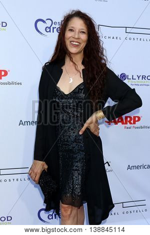 LOS ANGELES - JUL 16:  Tai Babilonia at the HollyRod Presents 18th Annual DesignCare at the Sugar Ray Leonard's Estate on July 16, 2016 in Pacific Palisades, CA